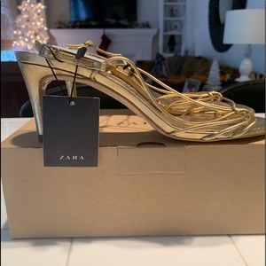 Zara evening shoes